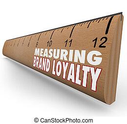 force, règle, marque, mesure, loyauté, commercialisation, ton