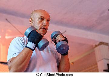 formation, boxe, gymnase