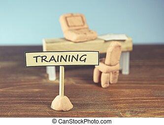 formation, concept, apprentissage
