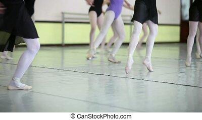 formation, danseurs ballet, école