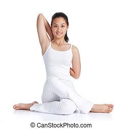 formation, yoga