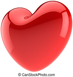 forme coeur, amour, valentin