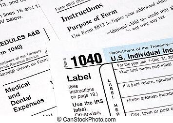 formes, impôt