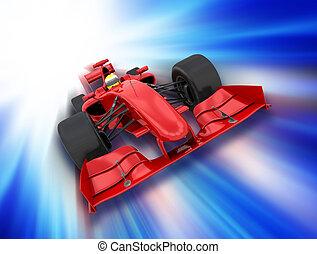 formule, voiture
