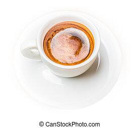frais, café, express