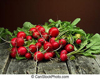 frais, radis