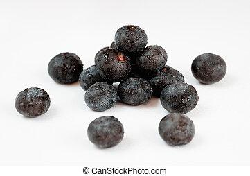 fruit, acai, baies