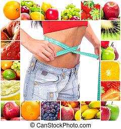 fruit, régime