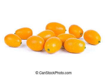 fruits, kumquat, peu
