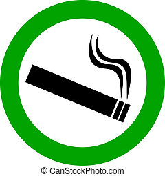 fumer, secteur