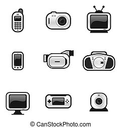 gadgets, électronique