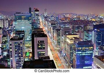 gangnam, séoul, district