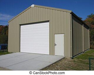 garage, nouveau