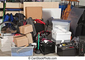 garage, stockage