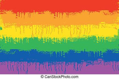 gay, drapeau