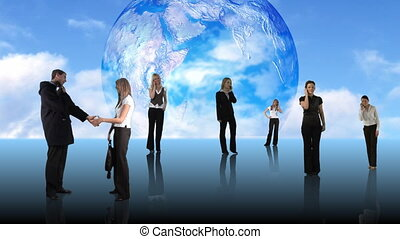 gens, fonctionnement, business