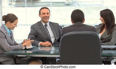 gens parler, business