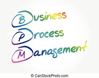 gestion, business, (, ), processus, bpm