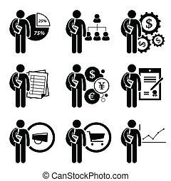gestion, degré, business