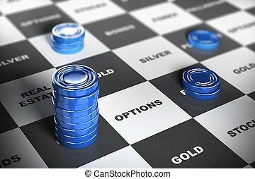 gestion financière, inves, bien, ou