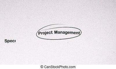 gestion projet, brain-storming