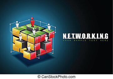 gestion réseau, fond