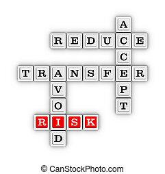 gestion, risque, éviter, réduire, -, accepter, transfert, stratégies