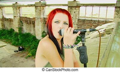 girl, chanteur
