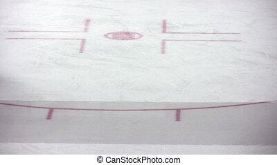 glace, machine, champ, polishes, hockey, allumette