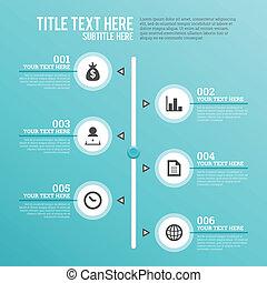 glisseur, infographic, vertical