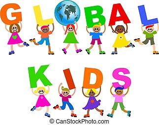 global, gosses