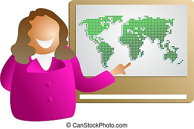 global, présentation
