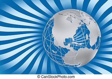 global, rayons