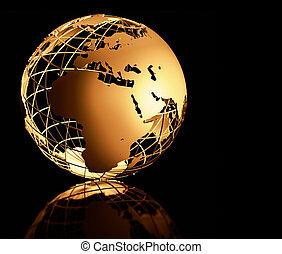 global, série