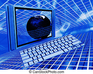 global, technologie
