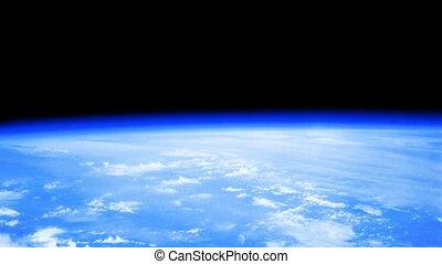globe mondial, atmosphère