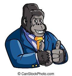 gorille, business