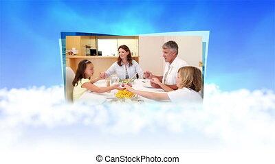 grâce, famille, proverbe, vidéos