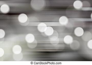 gradient, arrière-plan., résumé, gris, brouillé