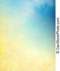 gradient, textures, nuage