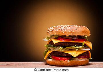 grand, hamburger