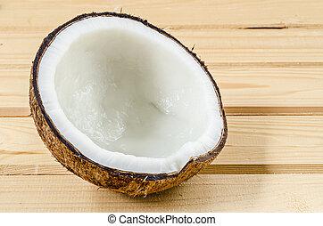 grand plan, coconut.