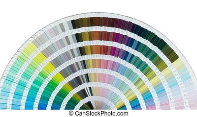 graphique couleur