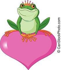 grenouille, valentin