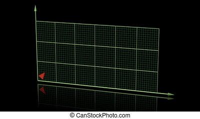 grille, diagramme, graphique