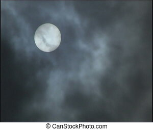 gris, clouds.