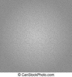 gris, résumé, arrière-plan grille, métallique
