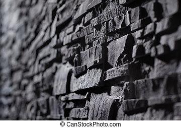 gris, texture, stonewall