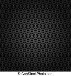 gris, tissu, texture, fond foncé, grille, velours côtelé