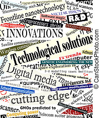 gros titres, technologie